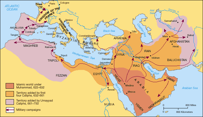the importance and contributions of the muslim empires to european society Islamic world contributions to medieval europe a christian and a muslim playing chess numerous european students attended muslim centers of higher learning.