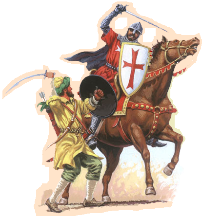 Image result for crusades ottomans